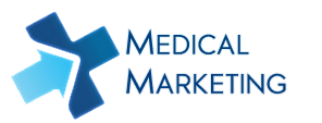 medical marketing logo